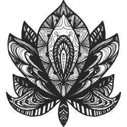 Buddhist Symbol for Inner Peace Tattoos