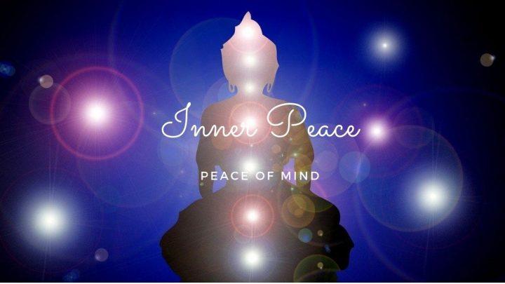 Inner Peace (Peace of Mind) Buddha