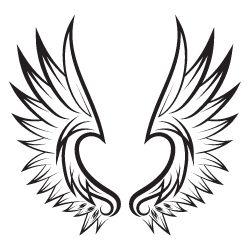 Inner Peace Tattoo for Neck