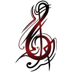 Inner Peace Tattoo for Shoulder