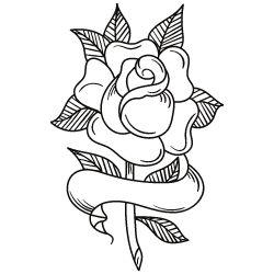 Inner Peace Tattoo on Arm