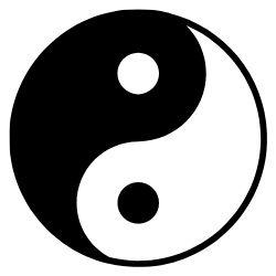 Peace Symbol Tattoo