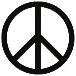 Peace Symbol Tattoos