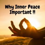 Why is Inner Peace Important